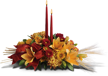 Graceful Glow Centerpiece